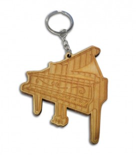 Portwood Key Chain PC027 Grand Piano