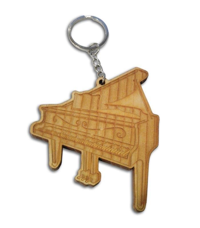 Portwood Key Chain PC027 Grand Piano