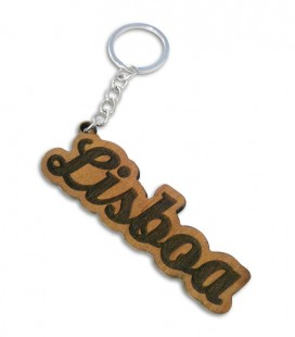 Portwood Key Chain PC002 Lisboa