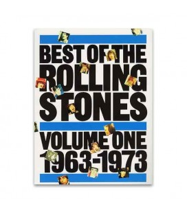 Livro Music Sales WE50032 Rolling Stones Best Of Volume 1 1963 to 1973