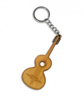 Portwood Key Chain PC012 Viola Campaniça