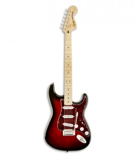 Guitarra Elétrica Fender Squier Standard Strat MN Antique Burst