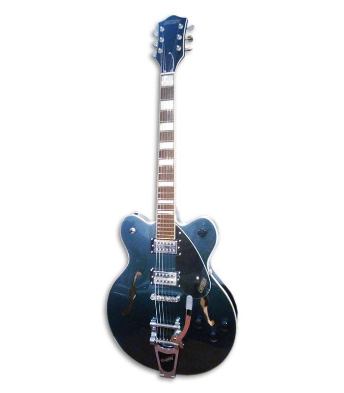 Guitarra Elétrica Gretsch G2622T Streamliner Bigsby DC Gunmetal