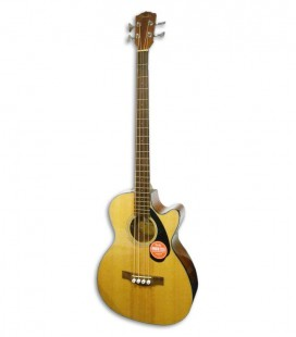 Photo of bass Fender Classic CB-60SCE Natural