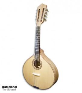 Mandolina Artimúsica 40440 Guitarriña Simple con Clavijero