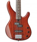 Guitarra Bajo Yamaha TRBX174 EW RB 4 Cuerdas Root Beer
