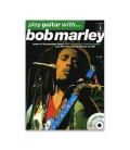 Livro Play Guitar with Bob Marley Book CD AM937739
