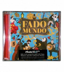 CD Sevenmuses Fado Mundo