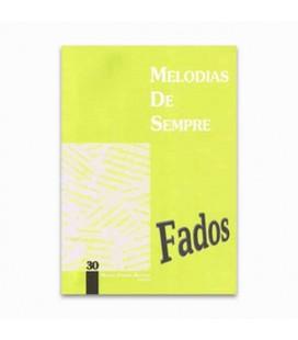 Livro Melodias De Sempre 30 Fados por Manuel Resende