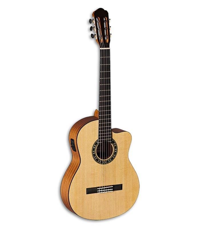 Guitarra Clásica La Mancha Granito 32 CE-N