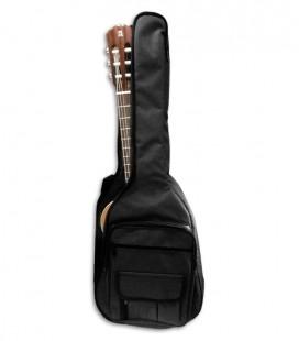 Funda Ortolá 453 32B Nylon para Guitarra Clásica 3/4 Acolchado 10mm