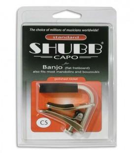 Transpositor Shubb C5 para Banjo Americano