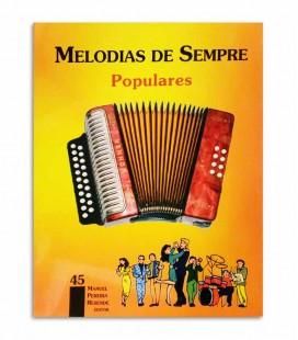 Livro Melodias de Sempre 45 Populares