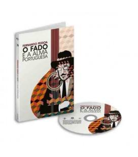 Livro Sevenmuses Fernando Pessoa O Fado e a Alma Portuguesa com CD