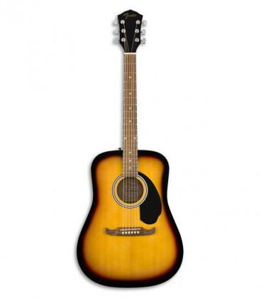 Photo of guitar Fender FA-125 Sunburst