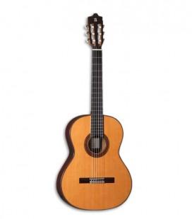 Photo of ckassical guitar Alhambra 7C