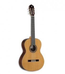 Guitarra Clásica Alhambra 6P Cedro Palisandro Largura Concierto