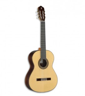 Guitarra Clásica Alhambra 7PA Abeto Palisandro Anchura Concierto