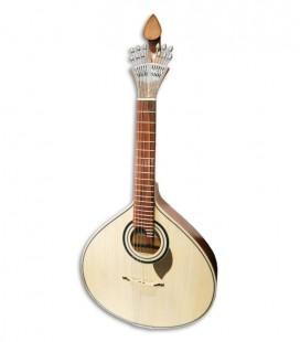 Guitarra Portuguesa APC 305CB OP Abeto Caoba Modelo Coimbra