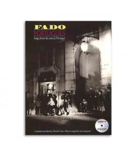 Cover of libro Fado Português Songs from the Soul