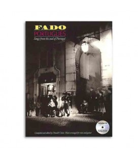 Libro Sevenmuses Fado Português Songs from the Soul Book CD AM964150