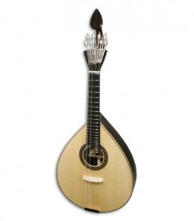 Artimúsica Mandolin Deluxe Rosewood Fan Machine Heads 40431