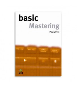 Libro Music Sales SMT1793 Basic Mastering