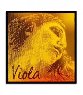 Juego de Cuerdas Pirastro Evah Pirazzi Gold 425021 para Viola 4/4
