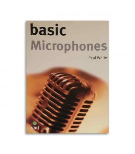 Livro Music Sales IMP9193A Basic Microphones