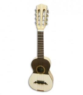 Artim炭sica Cavaquinho 11140 Round Sound Hole Half Tops 8 Strings