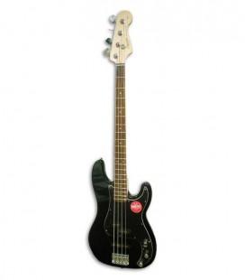 Guitarra Baixo Fender Squier Affinity Precision Bass PJ LRL BLK