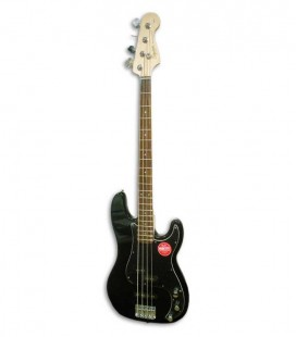 Guitarra Bajo Fender Squier Affinity Precision Bass PJ LRL BLK