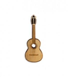 Porta-Chaves Portwood PC010 Guitarra Clássica