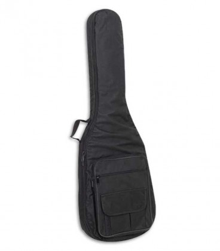 Funda Ortolá 262 32BE para Guitarra Eléctrica Almofadado 10mm Mochila
