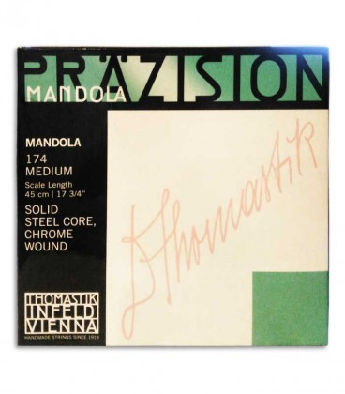 Juego de Cuerdas Thomastik 174 para Mandola
