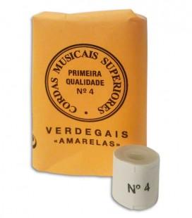 Cuerda Individual Dragão 014 Acero Amarillo Carro No 4