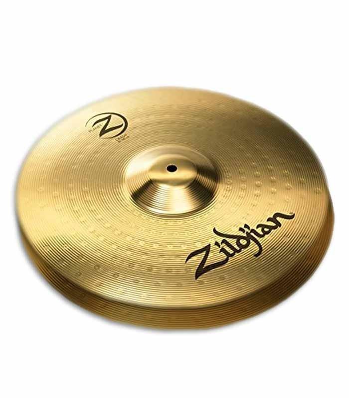 Par de Pratos de Banda Zildjian 16 Planet Z Band