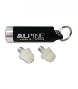 Protectores Auditivos Alpine para Oídos 2 Niveles Musicsafe Classic