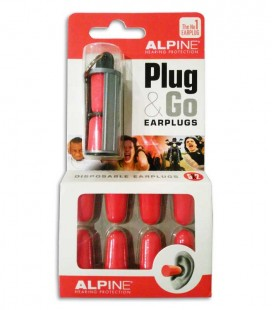 Protector Alpine para Ouvidos Party Plug