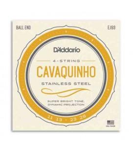 Daddário Brazilian Cavaquinho String Set EJ93