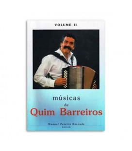 Libro Melodias De Sempre Quim Barreiros Volumen 2 por Manuel Resende