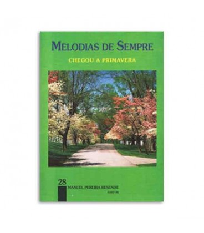 Book Melodias De Sempre 28 by Manuel Resende