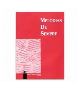 Livro Manuel Pereira Resende Melodias De Sempre 31