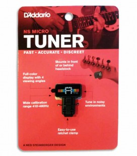 Package of tuner D'Addario PW-CT-12