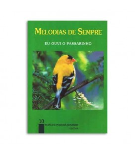 Libro Melodias de Sempre 10 por Manuel Resende