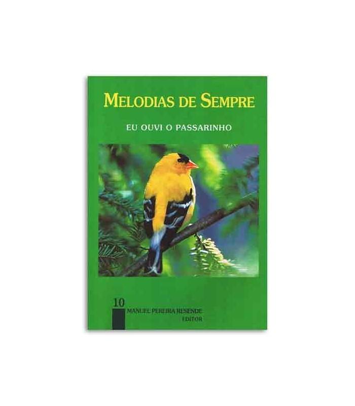 Book Melodias de Sempre 10 by Manuel Resende