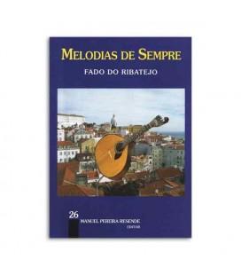 Livro Manuel Pereira Resende Melodias de Sempre 26