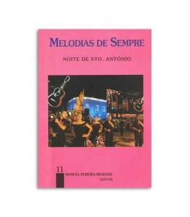 Livro Melodias de Sempre 11 por Manuel Resende