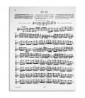 Livro Edition Peters EP4310 Kreutzer 42 Estudos para Violino