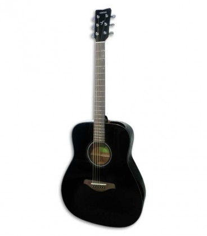 Guitarra Folk Yamaha FG800 Abeto Nato BLK